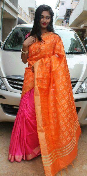 Bhagalpuri Silk Saree 12