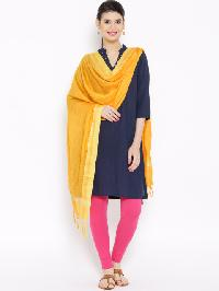 Mirror Work Silk Dupatta 12
