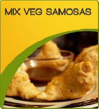Frozen Mixed Veg Samosa