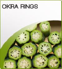 Frozen Cut Okra