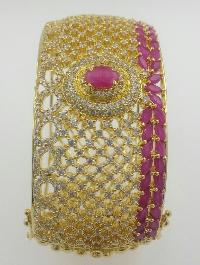 CZ Bracelet 08