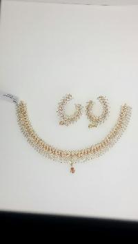 CZ Necklace Set 10