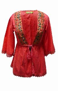Indo Western Kutch Tops