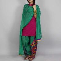 Kutch Work Patiala Salwar Suit 01