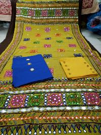 SW DM 13 Salwar Suits Dress Material
