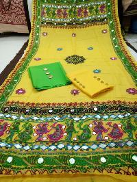 SW DM 15 Salwar Suits Dress Material