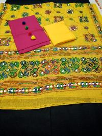 SW DM 4 Salwar Suits Dress Material