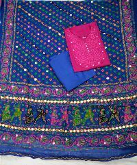 SW DM 43 Salwar Suits Dress Material
