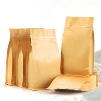 Gusseted Bottom Seal Nursery Bags