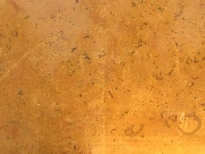 Jaisalmer Flowery Gold Yellow Marble Slabs