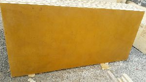 Jaisalmer Yellow Marbles Plain Slab