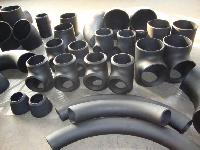 Mild Steel, Carbon Steel pipe fittings