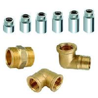 Brass Forged Fittings