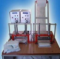 Manual Sanitary Napkin Making Machine