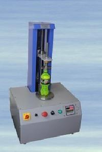 Pet Bottle Top Load Tester