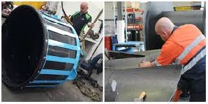 Cold Rubber Lining Services
