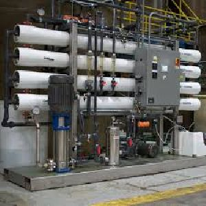 Decking Water Treatment Plant