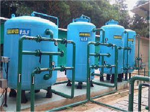 Decking Water Treatment Plant Installation Services 04