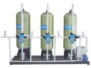 Decking Water Treatment Plant Installation Services