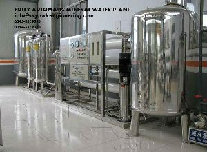 Industrial Water Treatment Plant Installation Services 01