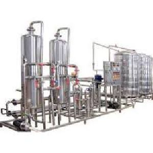 Industrial Water Treatment Plant Installation Services 05
