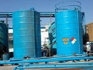 PP FRP Chemical Storage Tank Installation Services