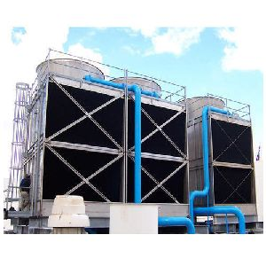 Water Cooling Tower 01