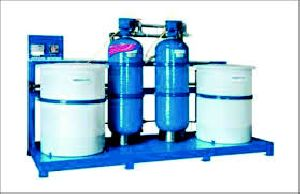 Water Softening Plant 06