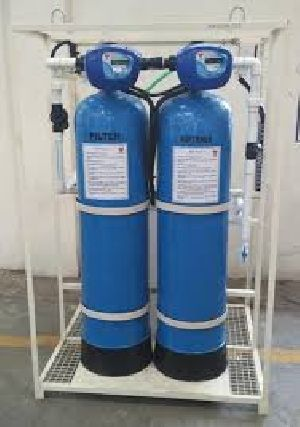 Water Softening Plant 07