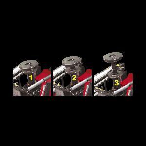 Center Lock Tyre Changer SF104C.ELIT 03