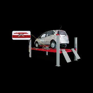 Electro Hydraulic 4 Post Lift SRQ400 02