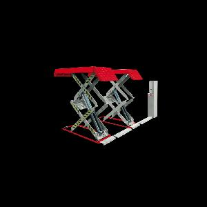 Low Profile Scissor Lift SRS018 02