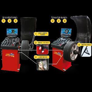 Wheel Balancer For Cars S3140R