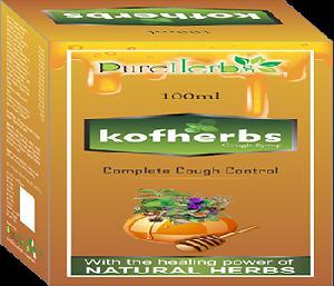 Kofherbs Syrup