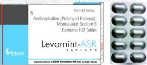 Levomint-ASR Tablets