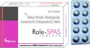 Rale-SPAS Tablets