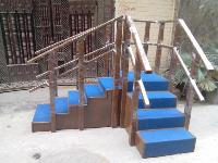 Exercise Staircase Corner Type
