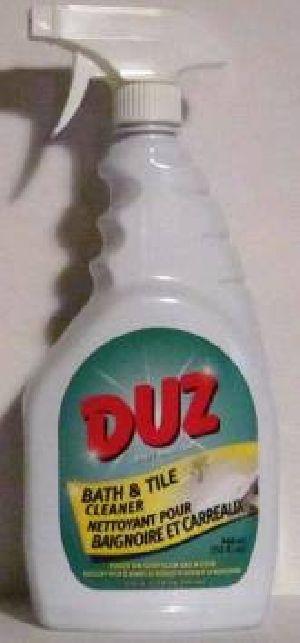 Duz Bathroom & Tile Cleaner
