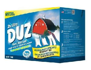 Ultra Duz Laundry Powder With Bleach