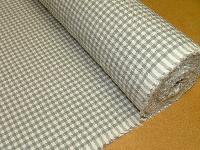Cotton Woven Checkered Fabric