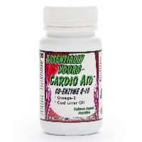 Essentially Yours Cardio Aid Co-Enzyme Q10 Capsules 01
