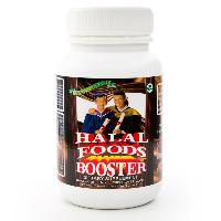 Halal Foods Booster Chocolate (Chewable Tablets)