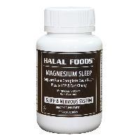 Halal Foods Magnesium Sleep Capsules 01