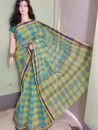 Cotton Handloom Tant Saree 03
