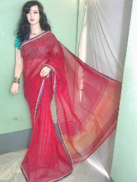 Cotton Handloom Tant Saree 08