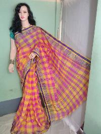 Cotton Handloom Tant Sarees