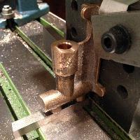Phosphor Bronze Casting 02