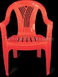 King Red Samruddhi Plastic Chair