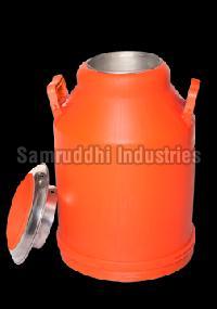 Insulated Samruddhi Plastic Milk Can