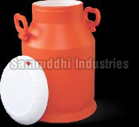 Vasundhara Samruddhi Plastic Milk Can